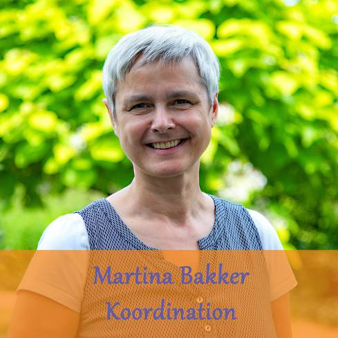 Martina Bakker, Koordination